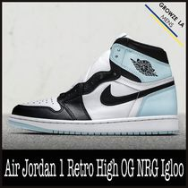 ★【NIKE】28cm US10 Air Jordan 1 Retro High OG NRG Igloo