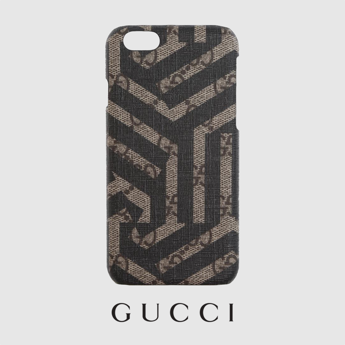 直営店★GUCCI★ GG SUPREME iPhone 6/6S ケース