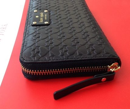 kate spade new york 長財布 Kate Spade 長財布◆Neda Penn place embossed 型押しがきれい!(2)