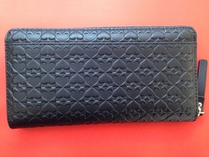 kate spade new york 長財布 Kate Spade 長財布◆Neda Penn place embossed 型押しがきれい!(5)