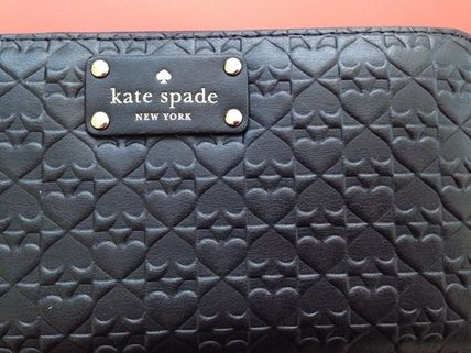 kate spade new york 長財布 Kate Spade 長財布◆Neda Penn place embossed 型押しがきれい!(4)