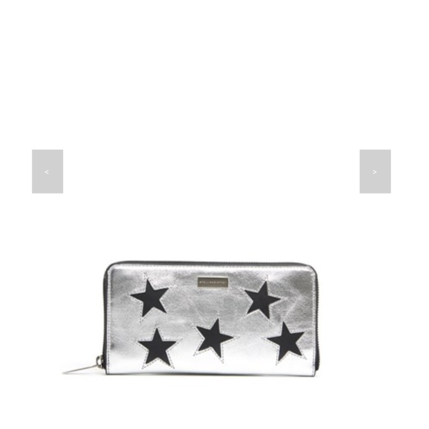 ★★★STELLA MCCARTNEY《 STARS WALLET 》送料込み★★★