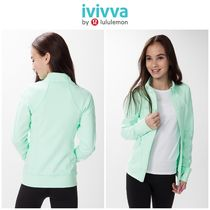 <ivivva by lululemon>Perfect Your Practice Jacket  ライム