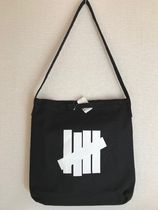 送料無料!UNDEFEATED LOGO 2 WAY TOTE
