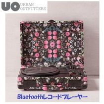 Urban Outfitters Floral Cruiser Bluetoothレコードプレーヤー