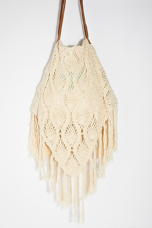 Free People フリーピープル Summer Sands Crochet バッグ
