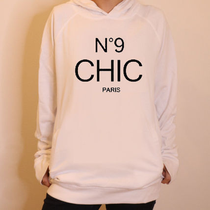 ★NO COMMENT PARIS★パーカー N°9 chic   送料関税込