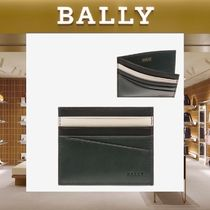 【18SS NEW】 BALLY_men / TALBYNカードホルダーGN