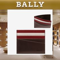 【18SS NEW】 BALLY_men / TALBYNカードホルダーBR