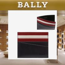 【18SS NEW】 BALLY_men / TALBYNカードホルダーBK