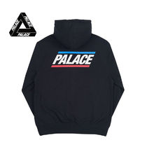 PALACE BASICALLY A ZIP HOODED 17AW 送料込