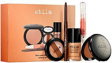 (Stila)Here Comes The Sun Makeupブロンジングメーク5品