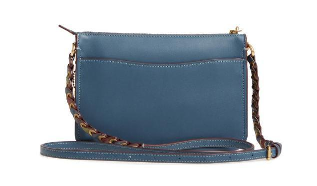 【送料・関税等込み】Soho Leather Crossbody Bag