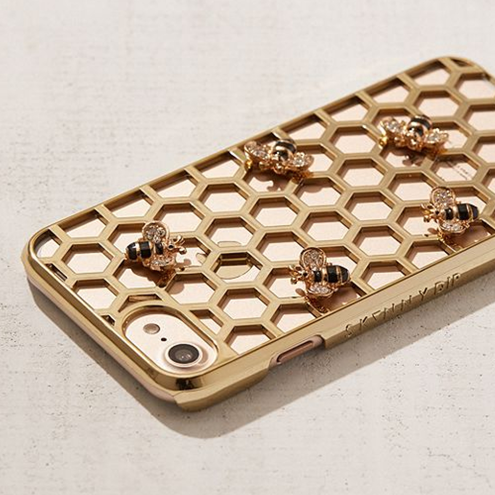 【送料*関税込】Urban Outfitters★Diamond Bee iPhone7/8ケース