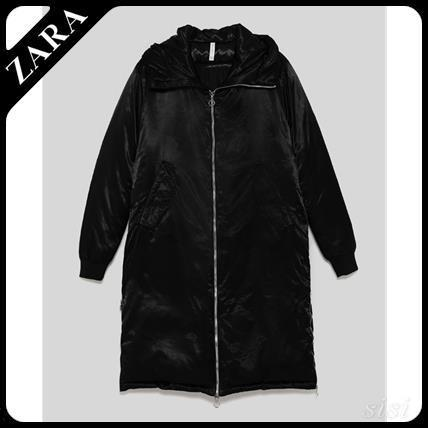 ☆ Men's ZARA☆ OVERSIZED PUFFER COAT