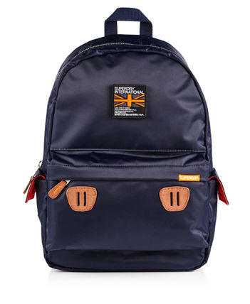 SALE☆リュックサック☆Superdry.極度乾燥(しなさい) ☆SD☆navy