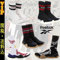 "◆◆VIP◆◆""VETEMENTS"" ""Reebok""ハイトップ スニーカー /UNISEX"
