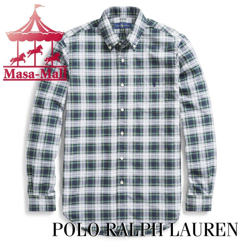 【爽やかな大人シャツ】The Iconic Plaid Oxford Shirt