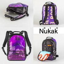 【SALE】限定プリント◆Nukak【Backpack】バックパック◆LILA B