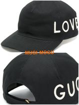 GUCCI LOVEDキャップ