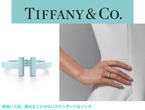日本未入荷【Tiffany&Co】Tiffany T Square Ring