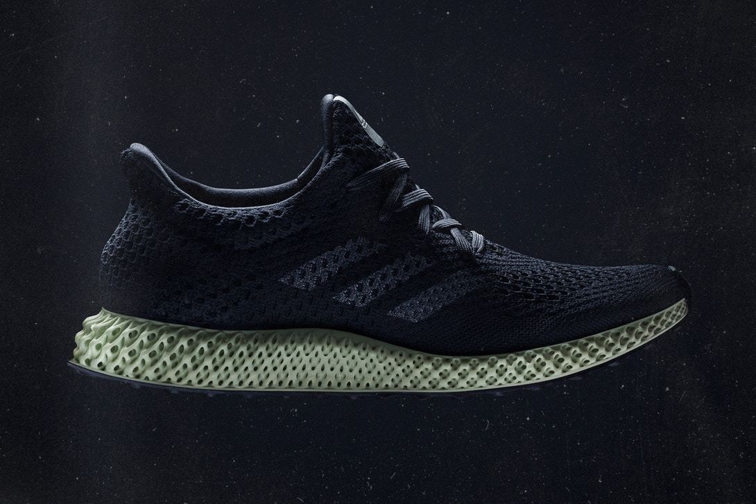★【adidas】激レア アディダス Futurecraft 4D Ash Green