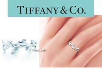 日本未入荷【Tiffany&Co】Olive Leaf Band Ring Paloma Picasso