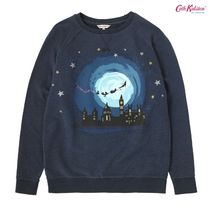 DISNEY LONDON JUMPER MIDNIGHT PLACEMENT SOFT NAVY S