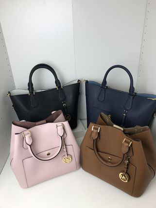 Michael Kors ハンドバッグ 【即発3-5日着】Michael Kors◆GREENWICH LG GRAB◆2WAYバッグ