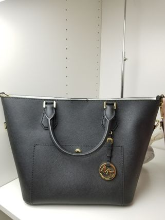 Michael Kors ハンドバッグ 【即発3-5日着】Michael Kors◆GREENWICH LG GRAB◆2WAYバッグ(2)