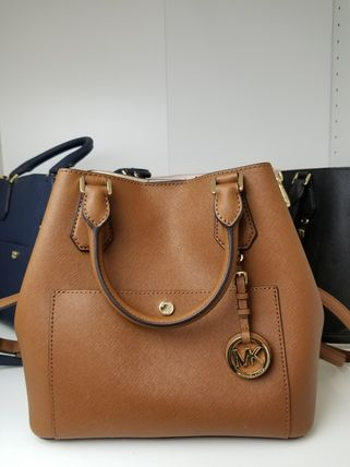 Michael Kors ハンドバッグ 【即発3-5日着】Michael Kors◆GREENWICH LG GRAB◆2WAYバッグ(7)