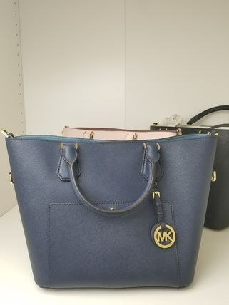 Michael Kors ハンドバッグ 【即発3-5日着】Michael Kors◆GREENWICH LG GRAB◆2WAYバッグ(11)
