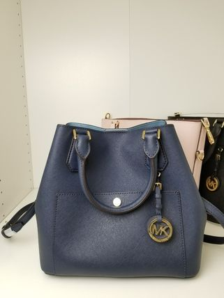 Michael Kors ハンドバッグ 【即発3-5日着】Michael Kors◆GREENWICH LG GRAB◆2WAYバッグ(13)