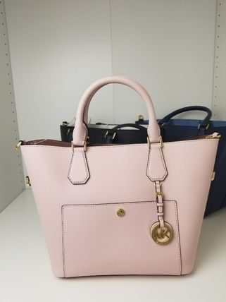 Michael Kors ハンドバッグ 【即発3-5日着】Michael Kors◆GREENWICH LG GRAB◆2WAYバッグ(15)