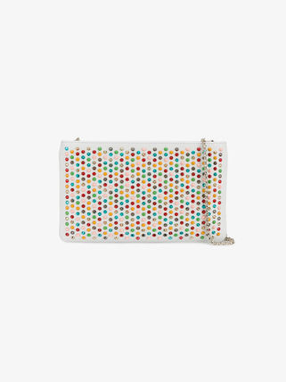 Loubiposh spike embellished clutch bag(送料・関税込)セール