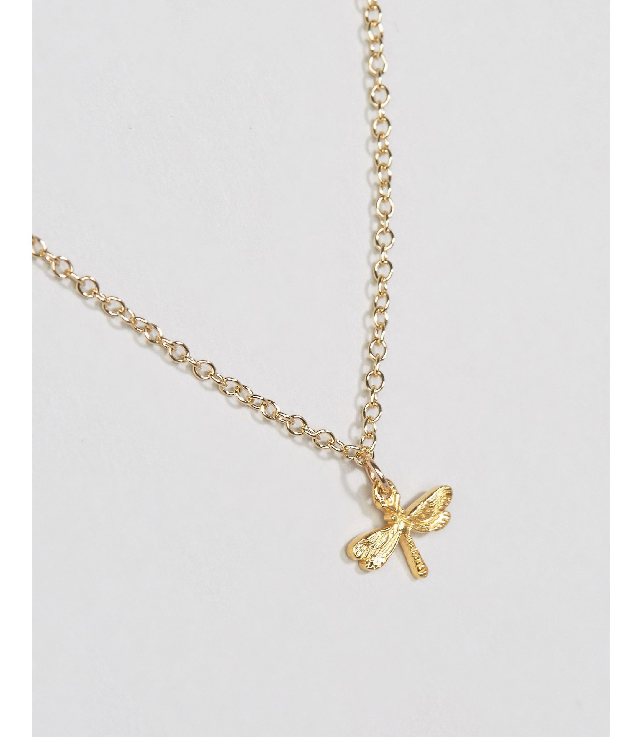 ★ASOSセレクト★Dogeared Dogeared Gold Plated Friends