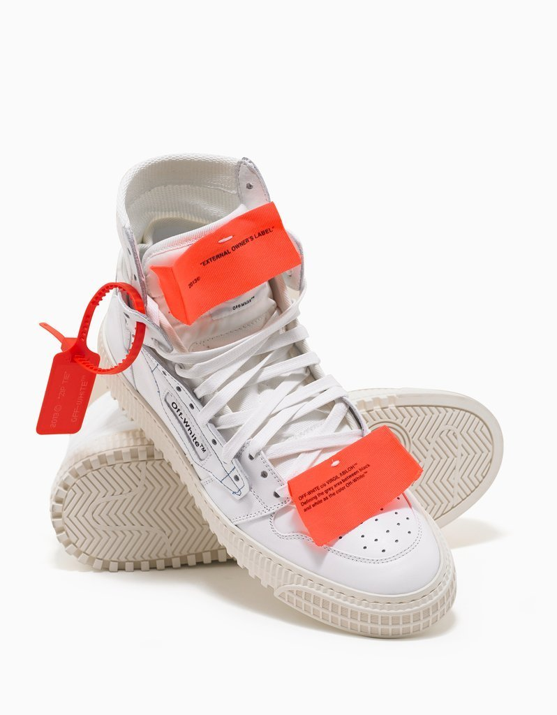 Off-White☆White Low 3.0 Trainers