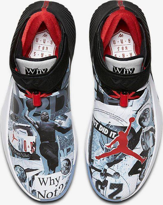 ★【NIKE】☆超最新☆☆ Jordan Why Not Zer0.1 'Mirror Image'