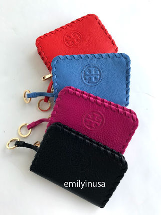 Tory Burch 財布・小物その他 SALE!TORY BURCH★キーリング付き MARION ZIP COIN CASE