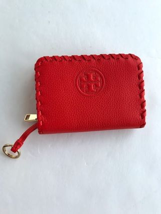 Tory Burch 財布・小物その他 SALE!TORY BURCH★キーリング付き MARION ZIP COIN CASE(9)