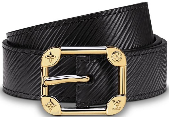 Louis Vuitton ルイヴィトン LV MALLETIER 25 MM ベルト