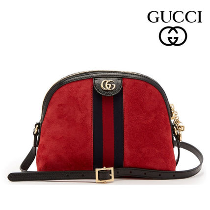 【VERY2月号掲載】★GUCCI★Ophidia suede cross-body bag