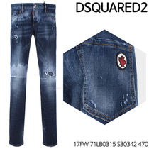 D SQUARED 2★Slim jeans 17FW 71LB0315 S30342 470