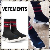 VIP価格★VETEMENTS★+ Reebok Sock Pumpスニーカー