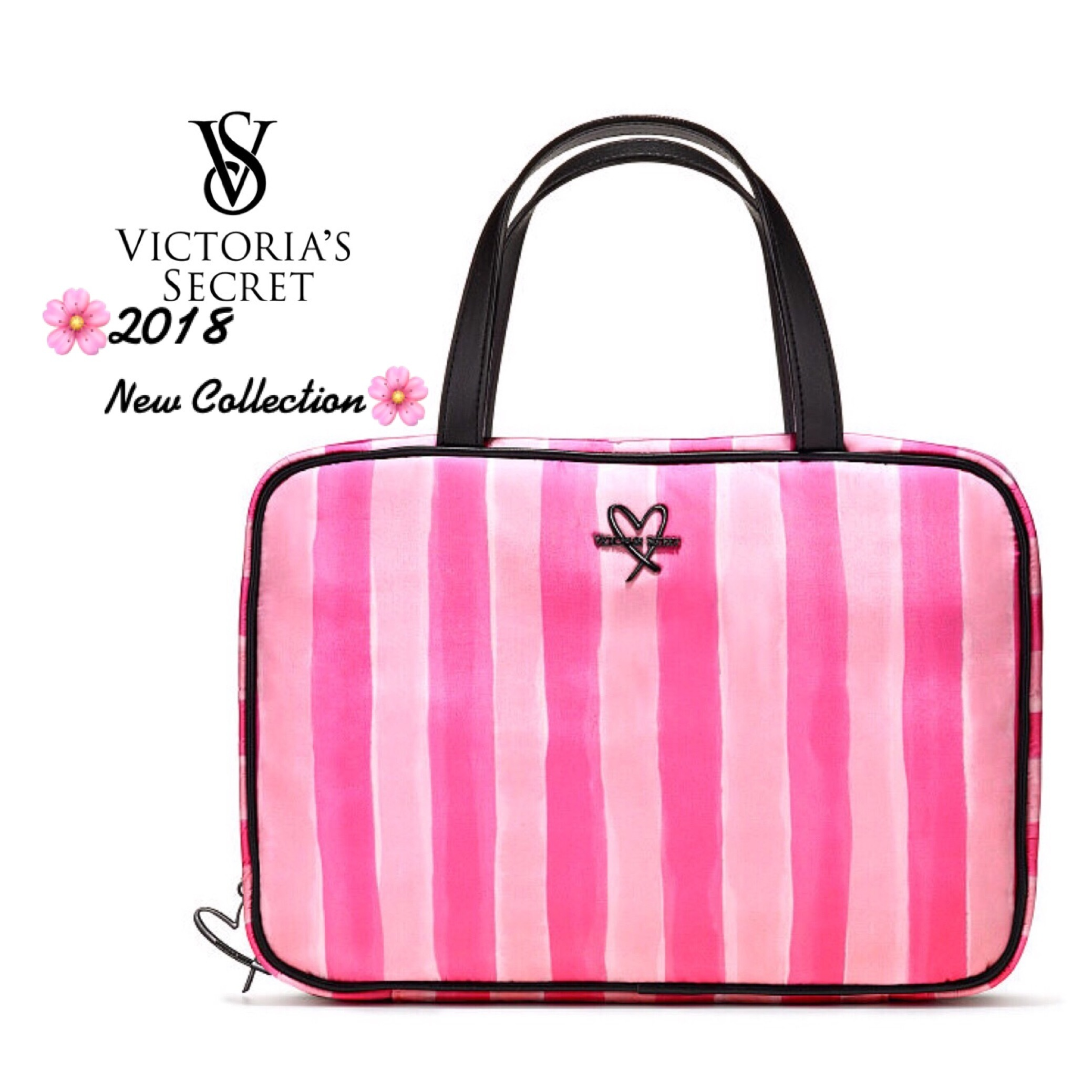 SO CUTE♪ 2018 NEW! Large Travel Case ★ Victoria's Secret