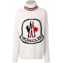 MONCLER GAMME ROUGE 17AW カシミヤ タートルネック ニット