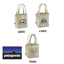 ★大人気★2018 S/S Patagonia/Mini Tot/Canvas Bag