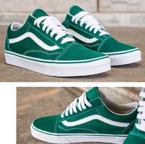 ★日本未入荷☆VANS☆OLD SKOOL ULTRAMARINE GREEN(22-28cm)