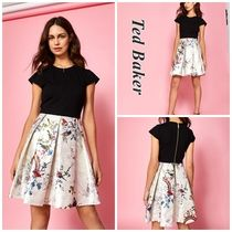 """☆2018 SS新作☆【TED BAKER】""""BRIEGE""""Aライン♪ドレス"""
