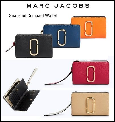 【Marc Jacobs】Snapshot Compact Wallet 5色